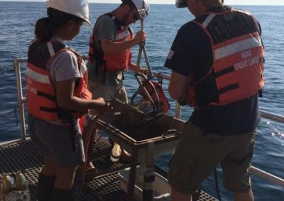 Lake Michigan Long-term Ecological Research