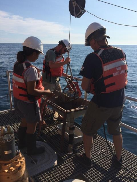 Lake Michigan Long-term Ecological Research