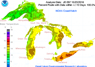 Great Lakes CoastWatch Research Assistant