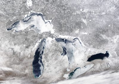 Great Lakes Restoration Climate Project