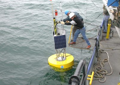 GLOS-RA Nearshore Observing System Network