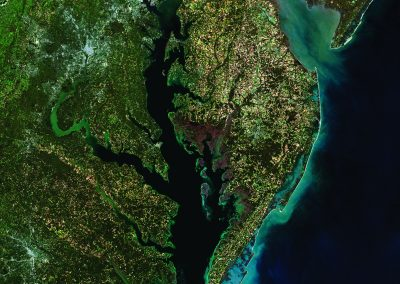 Hypoxia in the Gulf of Mexico & Chesapeake Bay