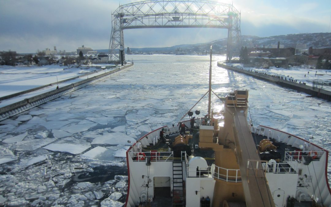 Great Lakes Heat Budget-Water Budget Connections