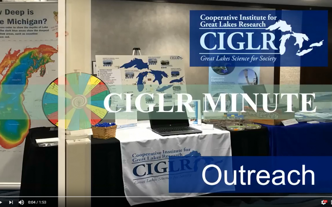 CIGLR Spotlight: Outreach Program