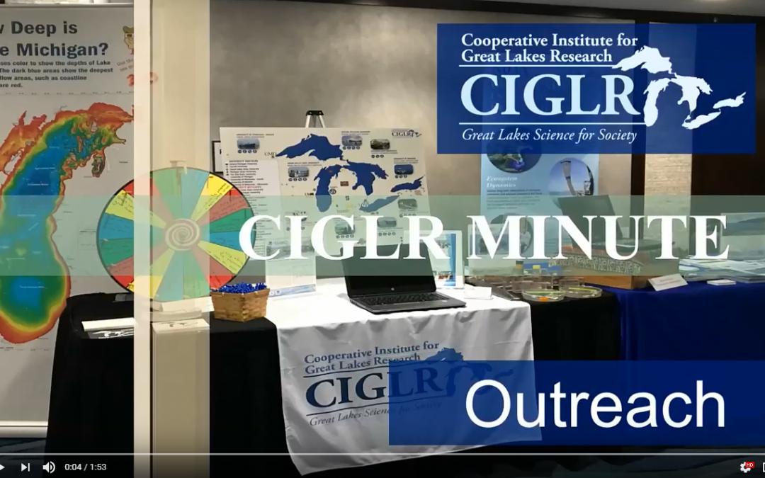 CIGLR Spotlight: Outreach Program