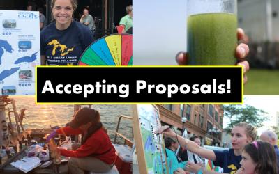 Accepting proposals! 2021 CIGLR Programs
