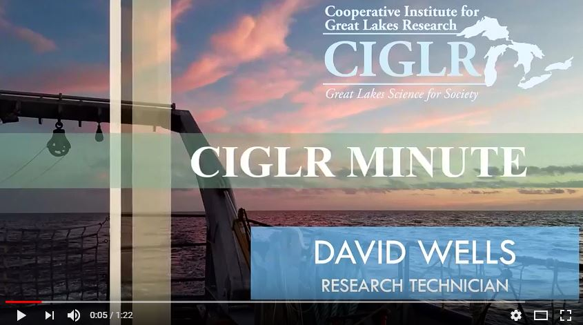 CIGLR Spotlight: David Wells