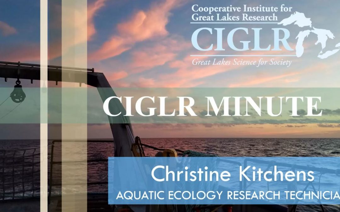 CIGLR Spotlight: Christine Kitchens