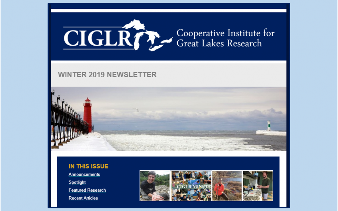 Winter 2019 eNewsletter