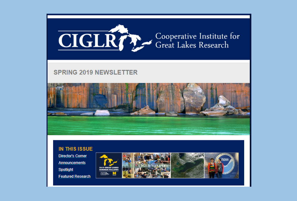 Spring 2019 eNewsletter