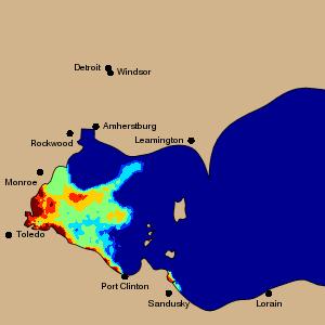 Lake Erie HAB Forecast