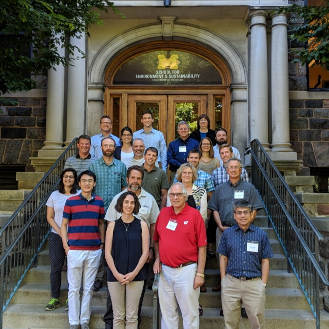 2018 MEC Summit: Improving Models of Nutrient Loading and Harmful Algal Blooms though a Watershed-scale Approach that Emphasizes Soil Health and Upland Farming Practices. Photo Credit: Aubrey Lashaway.