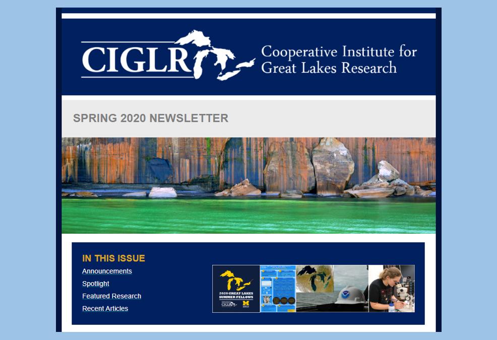 Spring 2020 eNewsletter