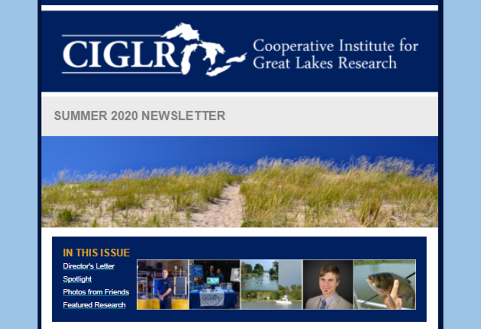 Summer 2020 eNewsletter